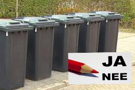 Heerenveen Lokaal geen afval tarief verhoging