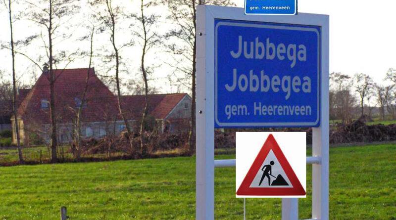 Werk in uitvoering Heerenveen Lokaal